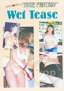 Wet Tease 1 Box Cover