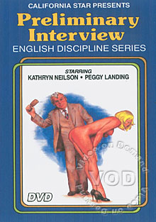 English Discipline Series - Preliminary Interview Box Cover