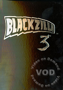 Blackzilla 3 (Disc 2) Box Cover