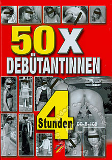 50 X Debuetantinnen 108 Box Cover