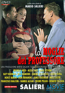 La Moglie Del Professore Box Cover - Login to see Back