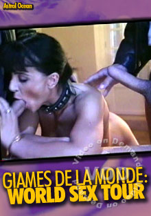 Giames De La Monde: World Sex Tour Box Cover