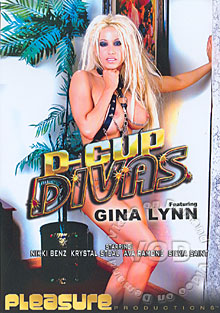 D-Cup Divas Box Cover