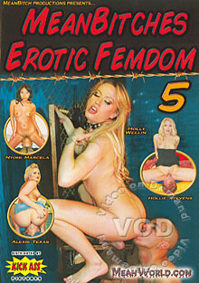 Mean Bitches Erotic Femdom 5 Box Cover
