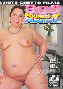 800 Pounds Of Anal Box Cover