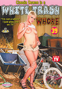 White Trash Whore 39 Box Cover