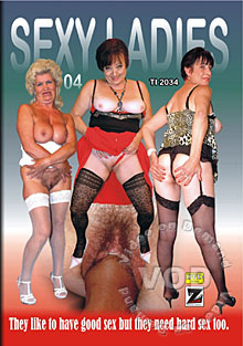 Sexy Ladies 4 Box Cover