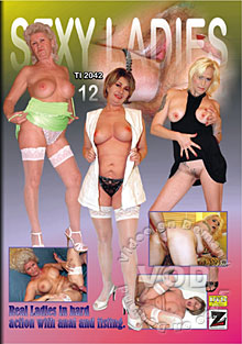 Sexy Ladies 12 Box Cover