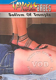 Sadism Of Trample Box Cover
