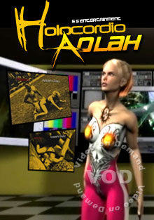Holocordio Aolah Box Cover
