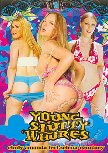 Young Slutty Whores Box Cover