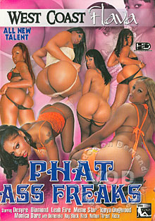 Phat Ass Freaks Box Cover