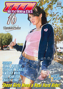 Teen Hitchhikers 16 Box Cover