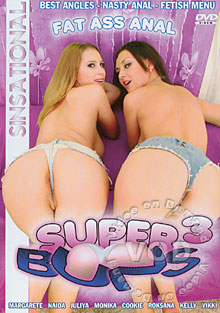Super Buns 3 Box Cover