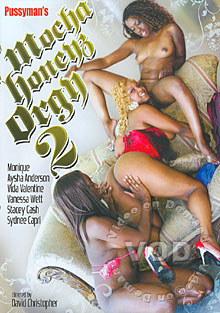 Mocha Honeyz Orgy 2 Box Cover