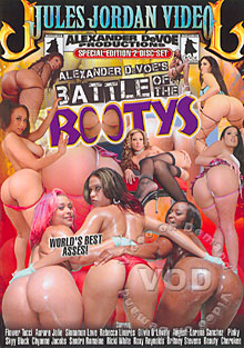 Battle Of The Bootys - Disc Two Box Cover