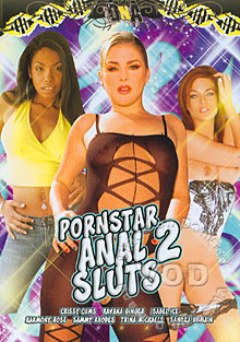 Pornstar Anal Sluts 2 Box Cover