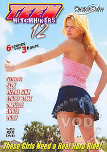 Teen Hitchhikers 12 Box Cover