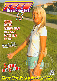 Teen Hitchhikers 13 Box Cover