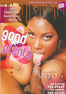 Good And Plenty Box Cover