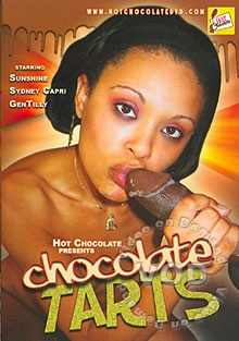 Chocolate Tarts Box Cover