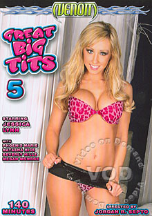 Great Big Tits 5 Box Cover