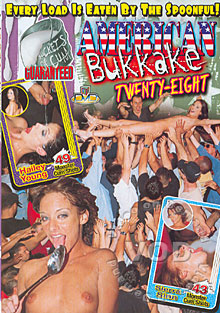 American Bukkake 28 Box Cover