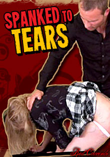Spanked To Tears Box Cover