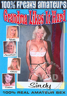 Grandma Likes It Hard Box Cover