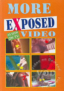 More Exposed Video Box Cover