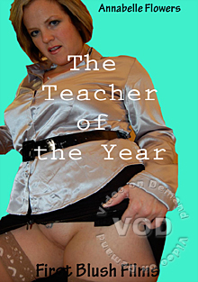 Teacher Of The Year Box Cover