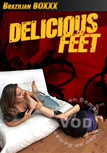 Delicious Feet Box Cover
