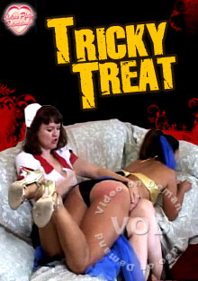 Tricky Treat Box Cover