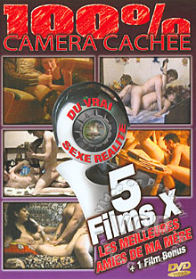 100% Camera Cachee Box Cover