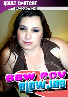 BBW POV Blowjob Box Cover