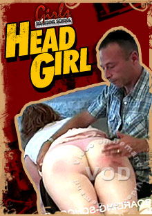 Head Girl Box Cover