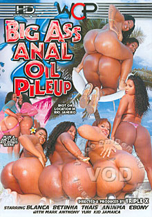 Big Ass Anal Oil Pile Up Box Cover
