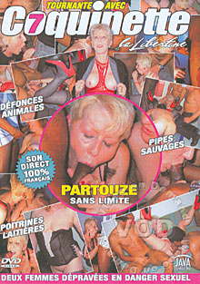 Coquinette - Partouze Box Cover