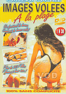 Images Volees A La Plage Box Cover