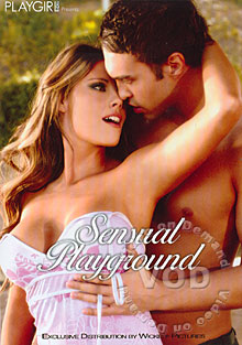 Sensual Playground Box Cover