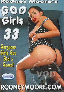 Goo Girls 33 Box Cover