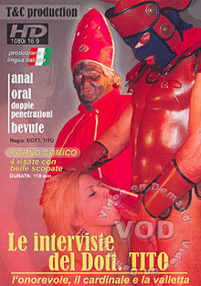 Le Interviste del Dott. Tito Box Cover