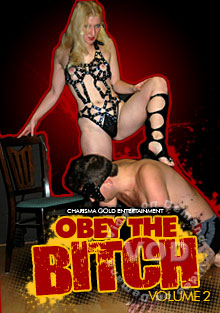 Obey The Bitch Volume 2 Box Cover