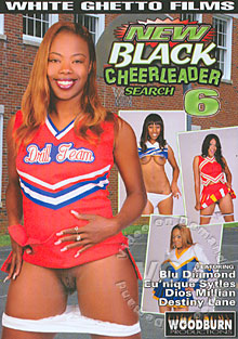 New Black Cheerleader Search 6 Box Cover