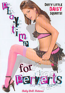 Playtime For Perverts Box Cover