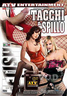 Tacchi A Spillo Box Cover