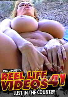 Reel Life Videos 41 - Lust In The Country Box Cover