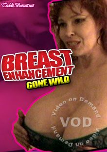 Breast Enhancement Gone Wild Box Cover