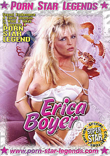 Porn Star Legends - Erica Boyer Box Cover