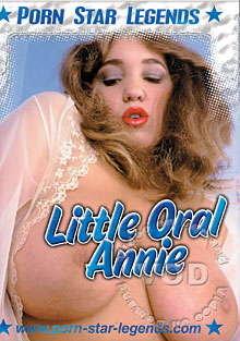 Porn Star Legends - Little Oral Annie Box Cover